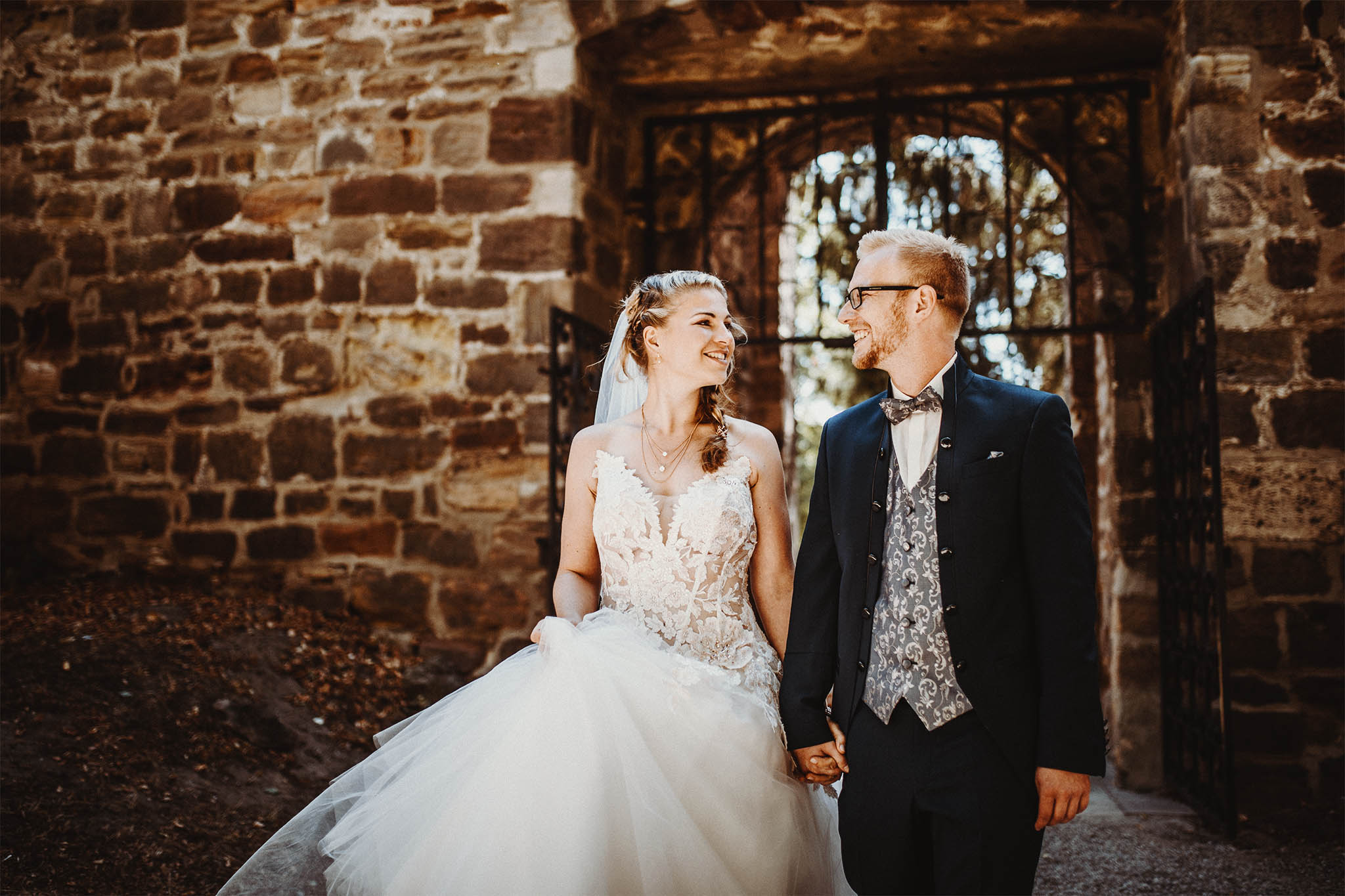 Hochzeitsfotografie Thüringen Jena Schönburg