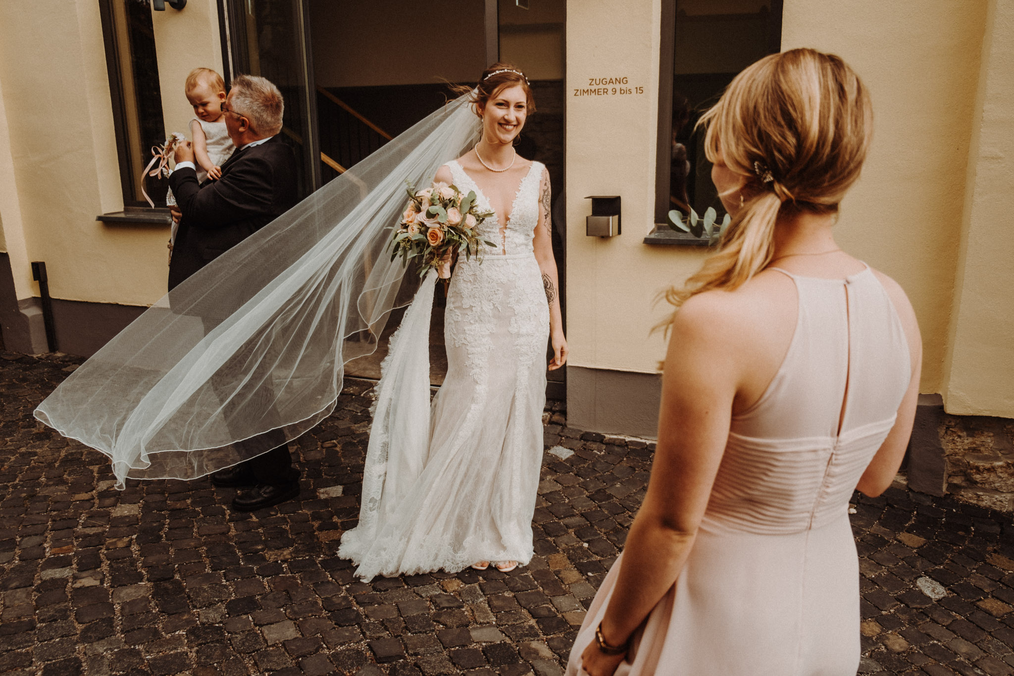 Thüringer Hochzeitsfotografie | Hochzeit Schloss Auerstedt